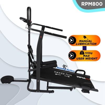 RPM Fitness RPM800 MANUAL MULTIFUNCTION TREADMILL WITH FREE INSTALLATION Treadmill