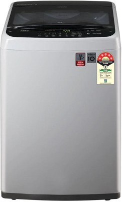 LG 7 kg Fully Automatic Top Load Silver T70SPSF2Z LG Washing Machines