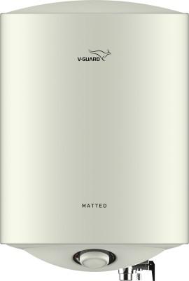 V-Guard 10 L Storage Water Geyser (Matteo 10, White)