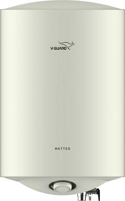 V-Guard 15 L Storage Water Geyser (Matteo 15, White)