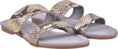 Jade Women Grey Flats