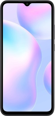 Redmi 9A (Midnight Black, 32 GB)(3 GB RAM)