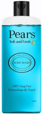 Pears Soft and Fresh Body Wash(250 ml)