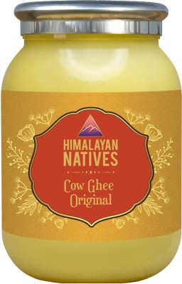 Himalayan Natives 100% natural Himalayan Cow Ghee Ghee 250 ml Plastic Bottle