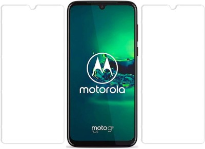 KARTRAY Tempered Glass Guard for Motorola Moto G8 Plus(Pack of 2)