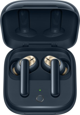 OPPO Enco W51 with Active Noise Cancellation Bluetooth Headset(Blue, True Wireless)
