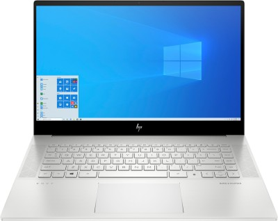 HP Envy Core i7 10th Gen - (16 GB/1 TB SSD/Windows 10 Home/6 GB Graphics) 15-EP0142TX 2 in 1 Laptop(15.6 inch, Natural Silver, 2.14 kg, With MS Office)