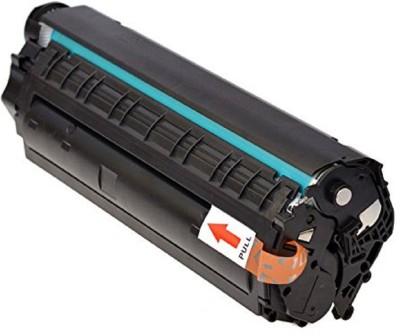 ASHUCOMPUTERS  1010/1012/1015/1018/1020/1022/1022N/3020/3030/3050/3052/3055/M1005/M1319F  Black Ink Cartridge ASHUCOMPUTERS Ink Cartridges