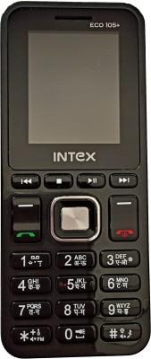 Intex Eco 105 Plus(Black+Grey)