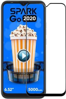 KARTRAY Edge To Edge Tempered Glass for Micromax IN 1b, Tecno Spark GO 2020, Tecno Spark 6 GO, Tecno Spark 7, Motorola E7 Plus, Motorola G8 Power Lite, Motorola G9, Motorola G10 Power, Motorola G30(Pack of 1)