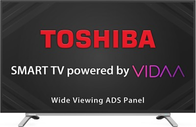 TOSHIBA L50 Series 80 cm (32 inch) HD Ready LED Smart TV with ADS Panel(32L5050)