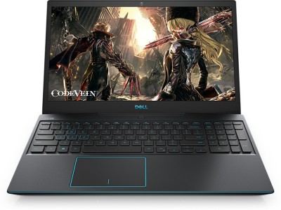 Dell G3 Core i7 10th Gen - (8 GB/512 GB SSD/Windows 10 Home/4 GB Graphics/NVIDIA Geforce GTX 1650/120 Hz) G3...