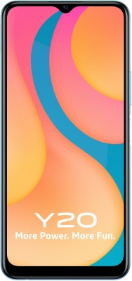 Vivo Y20 (Purist Blue, 64 GB)(6 GB RAM)