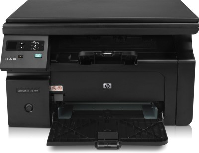 HP LaserJet Pro M1136 MFP Multi function Monochrome Printer Black, Toner Cartridge HP Multi Function Printers