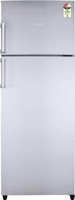 Bosch 347 L Frost Free Double Door Top Mount 3 Star  2020  Refrigerator Metallic, KDN43VL40I Bosch Refrigerators