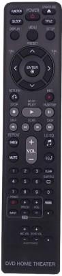 Povami AKB37026832 Remote Control Compatible for System LG Remote Controller(Black)