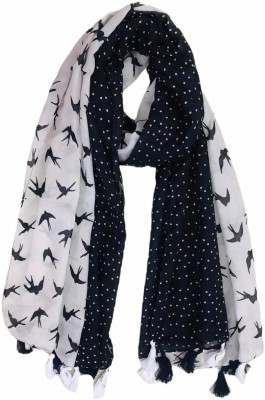 Ziva Fashion Printed Cotton Blend Women Stole