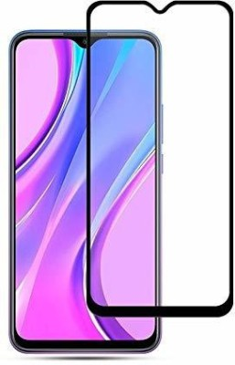 Icod9 Edge To Edge Tempered Glass for Redmi 9C(Pack of 1)