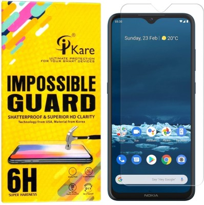 iKare Impossible Screen Guard for Nokia 5.3(Pack of 1)