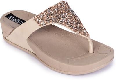 Sapatos Women Pink Wedges