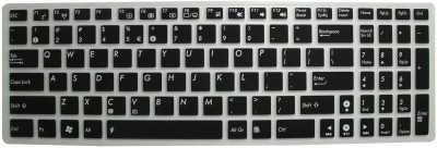 Saco Chiclet Keyboard Skin for Asus R558UQ-DM542D 15.6