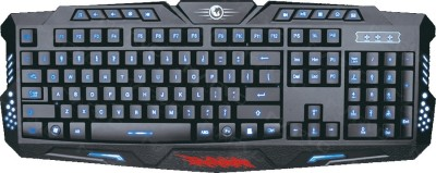 MARVO K 636 Scorpion Dark Night Wired USB Gaming Keyboard(Black)