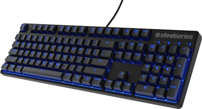 SteelSeries Apex M500 Gaming Keyboard(Black) at flipkart