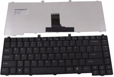 TechGear Replacement Keyboard For ACER ASPIRE 1400 1414WLCi 1600 1640 1680 1690 Wireless Laptop Keyboard Black