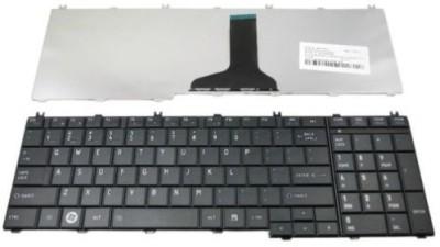 TechGear Replacement Keyboard For TOSHIBA SATELITE C655D S5087 C655D S5088 Wireless Laptop Keyboard Black TechGear Keyboards