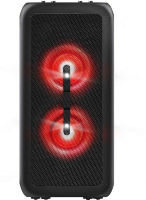 Philips TANX200 160 W Bluetooth Tower Speaker(Black, 2.0 Channel)