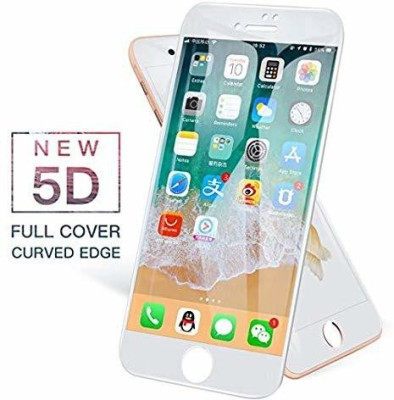 Ghantakart.com Edge To Edge Tempered Glass for Apple iPhone 6(Pack of 1)