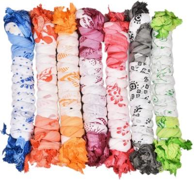Nakoda Creation Pure Cotton Printed Women Dupatta