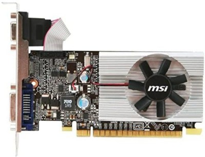 MSI NVIDIA B003XM568I 1 GB DDR3 Graphics Card