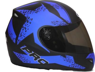Bvcorp SPORTS O2 BLUE HELMET Motorbike Helmet(Blue)