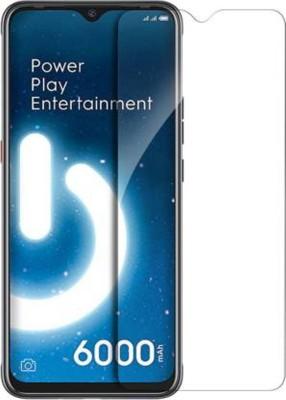 EASYKARTZ Tempered Glass Guard for Tecno Spark Power 2(Pack of 1)