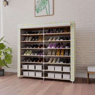 Flipkart Perfect Homes Studio Metal Collapsible Shoe Stand(14 Shelves)