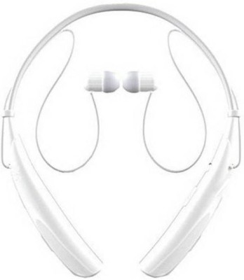 SULFUR very good quality Neackband for RE_DM_I/Op-po/ VI-VO all moblie Bluetooth Headset(White, In the Ear)