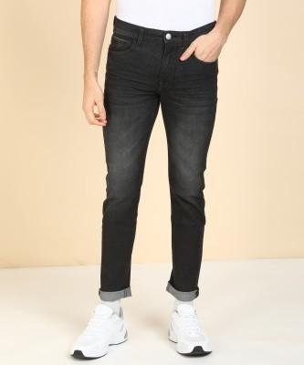 U.S. POLO ASSN. Slim Men Black Jeans