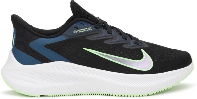 Nike Air Zoom Winflo 7 Running Shoes For Men(Black)