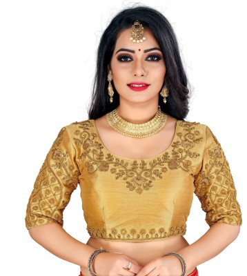 Shiv Rudra Enterprise Round Neck Women Blouse