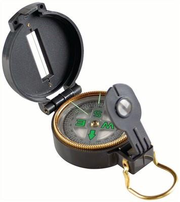 COLEMAN Lensatic Compass Compass(Black)
