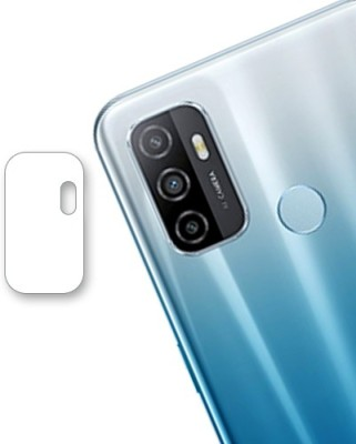 SOMTONE Back Camera Lens Glass Protector for Oppo A53(Pack of: 1)