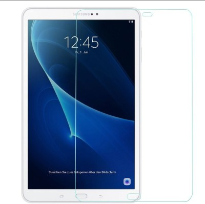 HITFIT Edge To Edge Tempered Glass for Samsung Galaxy Tab 4 7 inch(Pack of 1)