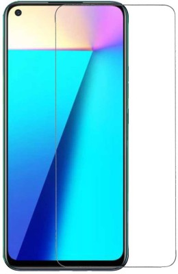 Micvir Tempered Glass Guard for Infinix Note 7(Pack of 1)