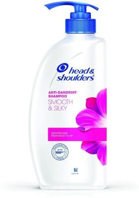 HEAD & SHOULDERS Smooth & Silky Shampoo(650 ml)