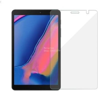 HITFIT Edge To Edge Tempered Glass for Samsung Galaxy Tab A 8 inch(Pack of 1)