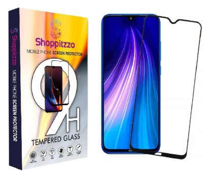 Shoppitzzo Edge To Edge Tempered Glass for SHOPPITZZO Nokia 5.3 Android One, 11D,9H,Oleophobic Coated,Anti Scratch,with easy installation kit (Colour-Black)(Pack of 2)