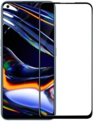 Icod9 Edge To Edge Tempered Glass for Realme 7 Pro(Pack of 1)