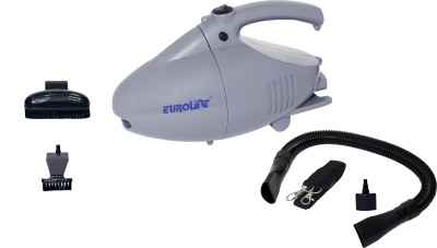 EUROLINE EL 808 Hand-held Vacuum Cleaner(Steel grey)
