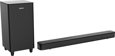 PHILIPS HTL8162/94 160 W Bluetooth Soundbar(Black, 2.1 Channel)
